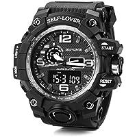 笑え熊 腕時計 スタンダード デジタル BF-775 メンズ