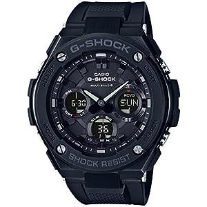 [カシオ]CASIO 腕時計 G-SHOCK G-STEEL 世界6局対応電波ソーラー GST-W100G-1BJF メンズ
