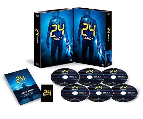 【Amazon.co.jp限定】24 -TWENTY FOUR- レガシー DVDコレクターズBOX (B2ポスター付き)