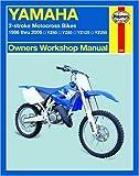 Haynes Yamaha 2-Stroke Motocross Bikes: 1986 thru 2006 YZ80, YZ85, YZ125, YZ250 (Owners' Workshop Manual)
