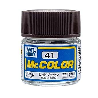 Mr.カラー C41 レッドブラウン