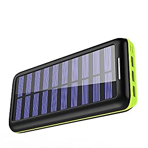 RAVPower® 16000mAh Deluxe External Battery Pack (3rd Generation Portable  Charger, Power Bank,