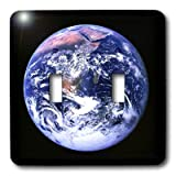 3drose LLC lsp _ 1246_ 2惑星地球、ダブル切り替えスイッチ