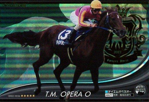 オーナーズホース/OWNERS HORSE【テイエムオペラオー】OH02-H056