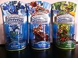 Skylanders Bundle Character Pack: Wham-shell, Camo, Warnado [並行輸入品]