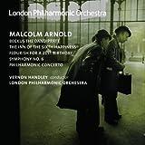アーノルド:喜劇序曲「ベッカス・ザ・ダンディプラット」/管弦楽組曲「第六の幸福をもたらす宿」 他 (Arnold: Beckus the Dandipratt; The Inn of the Sixth Happiness; Flouish for a 21st Birthday; Symphony No. 6; Philharmonic Concerto) 画像