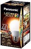 パナソニック LED電球 口金直径26mm プレミアX 電球40形相当 電球色相当(4.9W) 一般電球 全方向タイプ 密閉器具対応 LDA5LDGSZ4