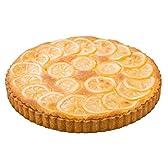 【お誕生日 バースデーケーキ ホワイトデー】 レモンのタルトケーキ 直径21.0cm 7号サイズ 冷凍ケーキ 送料無料