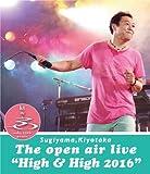"SUGIYAMA、KIYOTAKA The open air live ""High&High 2016""(Blu-ray)"
