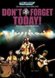 "the pillows 25th Anniversary NEVER ENDING STORY ""DON'T FORGET TODAY!""2014.10.04 at TOKYO DOME CITY HALL (DVD)"