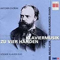 Dvorak - Four Hands Piano Works by Cologne Piano Duo (2008-12-03)