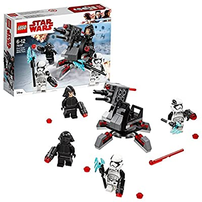 LEGO Star Wars: The Last Jedi First Order Specialists Battle Pack 75197 Playset Toy