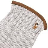 Classic Lux Merino Glove w/Lth ポロ ラルフ ローレン画像③