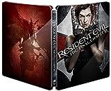 【Amazon.co.jp限定】バイオハザード:ザ・ファイナル ブルーレイ スチールブック仕様 (初回生産限定)(特典Blu-rayディスク付) [Steelbook] [Blu-ray]
