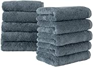 Towel Laboratories (Everyday Simple) Fluffless, Fast Absorption, Quick Drying, Durable, Popular, 7 Colors to C
