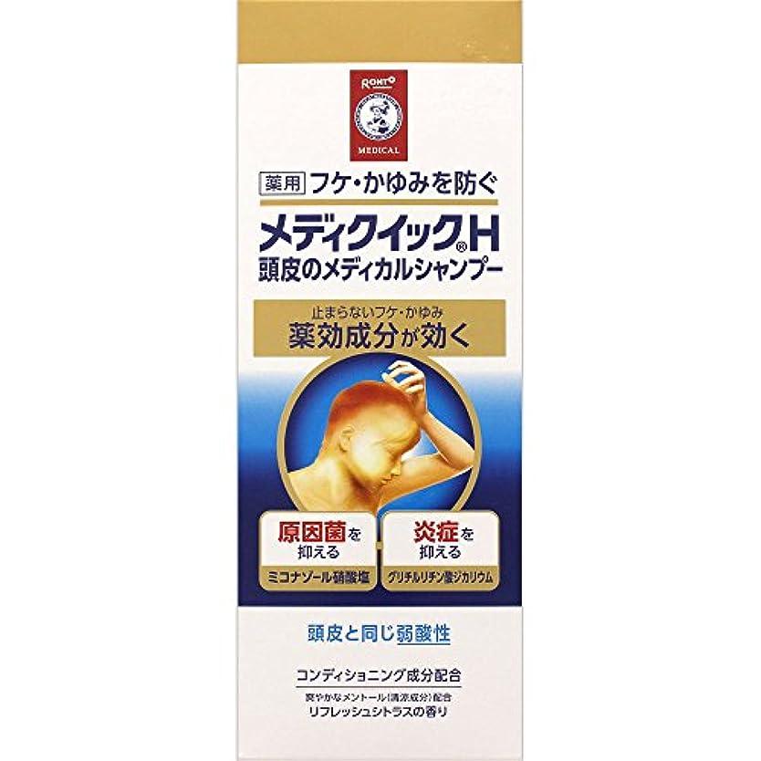 【医薬部外品】メディクイックH ふけ?かゆみを防ぐ 頭皮の環境改善 メディカルシャンプー 200ml