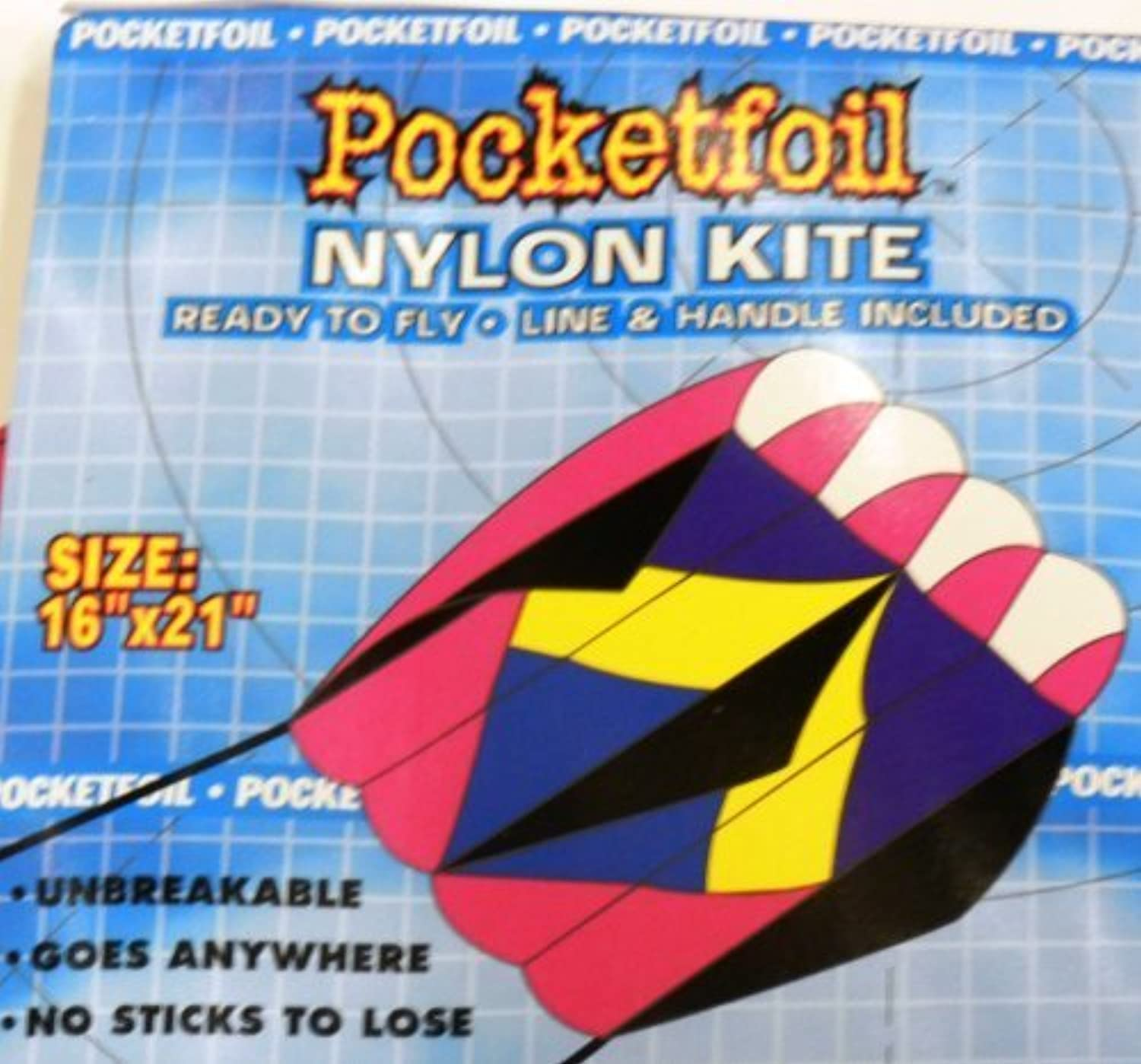 Pocketfoil with Line & Handle Included