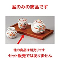 (木)長角カスター 茶 [ 22.5 x 11 内寸21.5 x 10cm ] 【 カスター 】 【 料亭 旅館 和食器 飲食店 業務用 】