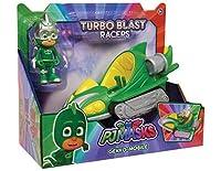 Just Play PJ Masks Turbo Blast Vehicles-Gekko [並行輸入品]