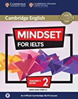 Mindset for IELTS Level 2 Teacher's Book with Class Audio: An Official Cambridge IELTS Course (Modular Ielts Blended Learning)