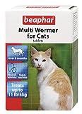 猫用ビーファー・マルチ駆虫剤、12錠  (並行輸入品)