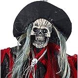 Gespout ハロウィン 飾り 装飾 衣装 ゴースト 怖い 万聖節 幽霊 パーティーグッズ パーティー 道具用品 音が出る ステージの背景 バー装飾 おもちゃ 幽霊 パーティー 屋内に動揺