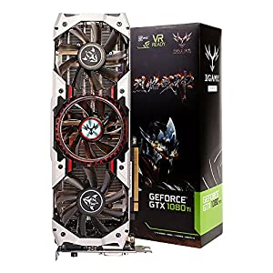 iGame GTX1080Ti Vulcan AD [GeForce GTX 1080Ti 11GB GDDR5X]