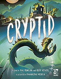 Cryptid Strategy Game (1472830652)   Amazon Products
