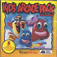 Kid's Arcade Pack - Classic Games for PC [並行輸入品]