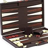 Best バックギャモンセット - Tompkins Square Backgammon Set 46cm Review