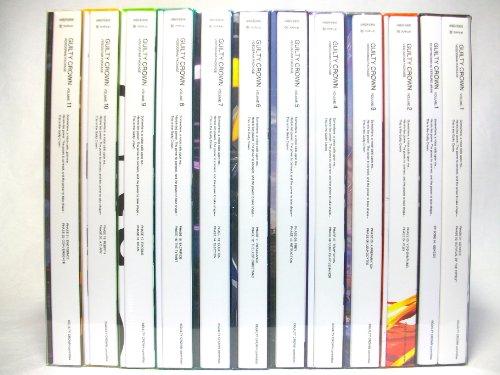 ギルティクラウン 【完全生産限定版】 全11巻セット [マーケットプレイス Blu-rayセット]