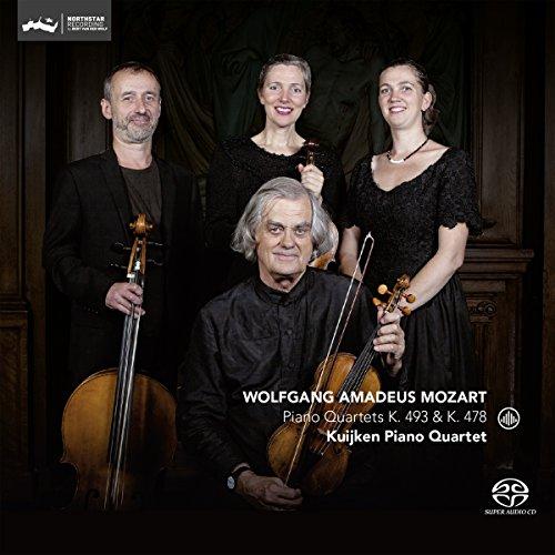 Mozart: Piano Quartets K 493 &
