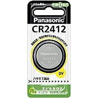 パナソニック リチウムコイン電池×1個Panasonic CR2412 CR-2412P