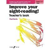 Improve your sight-reading! Teacher's book Piano Grades 1-5
