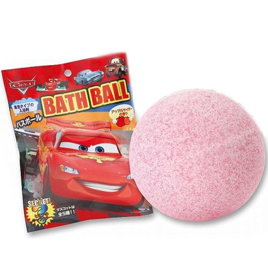 独占なめらかな移動カーズ バスボール 入浴剤 CARS マスコットフィズ バスフィズ おもちゃ グッズ コレクション 12937【即日?翌日発送】