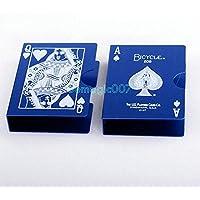 カードガード - 自転車ブルー Card-Guard-Bicycle Blue -- マジックアクセサリー
