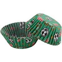 Football Cupcake Cases