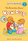 Berenstain Bears' New Pup, The (I Can Read! Level 1: the Berenstain Bears)