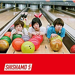 SHISHAMO 5 NO SPECIAL BOX(完全生産限定盤)(グッズ付:Tシャツ+ビニールポーチ)