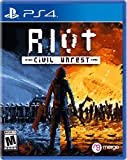 RIOT - Civil Unrest (輸入版:北米) - PS4