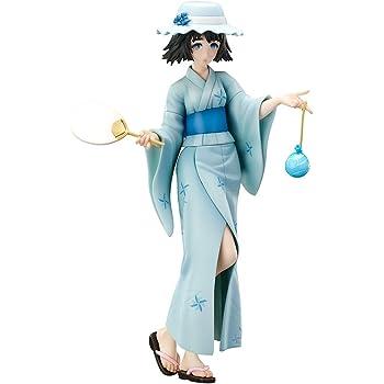 シュタインズ・ゲート 椎名まゆり 浴衣Ver. 1/8スケール PVC製 塗装済み完成品フィギュア