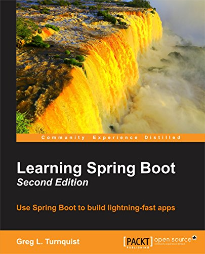Learning Spring Boot – Second Edition