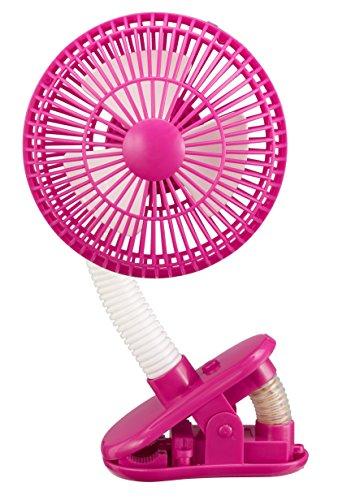 日本育児 おでかけ扇風機 ストローラーファン ピンク幅13×奥行き12×高さ30cm5184138001 12ヶ月以降対象 お出かけに便利なポータブル扇風機