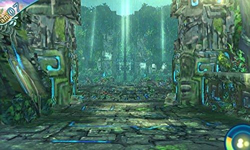 世界樹の迷宮X (クロス) 【先着購入特典】DLC「新たな冒険者イラストパック」 同梱 & 【Amazon.co.jp限定】DLC追加イラスト:ヒーロー(緑髪の少女) ビキニアーマーver.※アナザーカラーver. 付き 配信 - 3DS