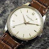 IWC オールドインター ノンデイト Cal.89 1959年 アンティーク時計 手巻き 中古品 [並行輸入品]
