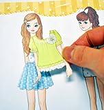 おしゃれノート〈3〉 (WORK×CREATEシリーズ) 画像