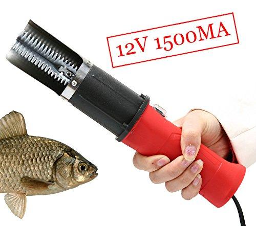 QST 強力な電気魚スキンスケーラー Descaler スケ...
