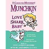 PSI Munchkin Love Shark Baby Booster Display Board Games