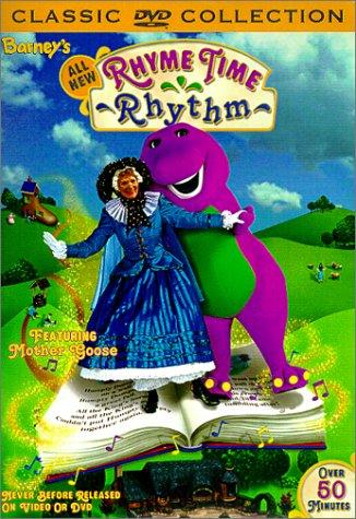 Barney - Barney's Rhyme Time Rhythm [DVD] [Import]の詳細を見る