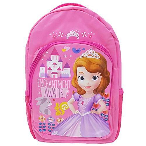小さなプリンセスソフィア ディズニー リュック デイバッグ 遠足 旅行用 リュックサック Dバック 小きめ 女の子 女児 ガールズ fo-d3743